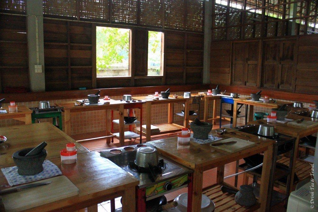 Thai Farm Cooking School, Chiang Mai, Thailand - Cultural experiences in Thailand