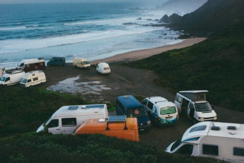 How to Choose the Best Van for Camper Conversion