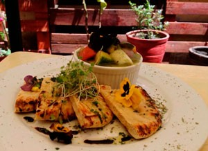 Cusco restaurants, Green Point Vegan