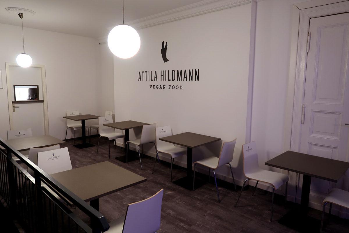 What to do in Berlin: Attila Hildmann Vegan Snackbar