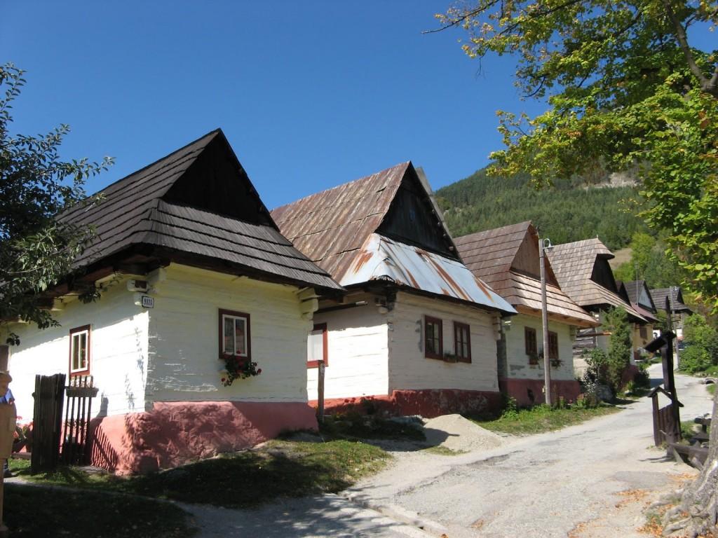 Village in Slovakia